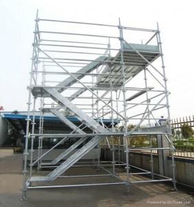 scaffolding 14